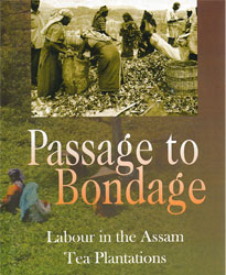 PASSAGE TO BONDAGE: labour in the Assam Tea Plantations